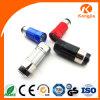 Nachladbare Aluminiumfackel-Auto-Taschenlampe der auto-Zigaretten-LED helle Mini