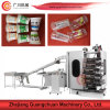 PLC Control High Speed 4-6 Color Printing Machine