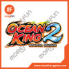 Macchina del gioco della galleria del cacciatore del re 2 frodi dell'oceano