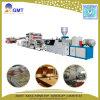 Panneau-Feuille de marbre d'imitation rigide de PVC/extrudeuse en plastique de plaque faisant la machine