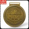 Fabrik-Preis-kundenspezifische antike GoldmetallJiu-Jitsu Medaille