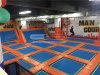 Парк Trampoline занятности Cheer гимнастический