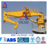 100t Hydraulic Outrigger Knuckle Boom Truck Mounted Crane