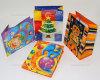 Sacco di carta del regalo bello del fumetto per l'imballaggio del regalo di Chirstmas