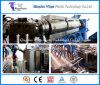 Espiral de PVC reforzado la manguera de succión de plástico de la máquina de extrusión de tubo espiral de PVC de la línea de producción