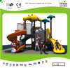 IndoorまたはOutdoor Playground (KQ20032A)のためのKaiqi Small Animal Themed Children Slide Set