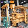 中国のガスの電気の発電機の生物量の気化の発電所