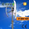 turbine de vent verticale d'axe de 10kw 100rpm avec la BV