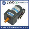 25W 110V 220V AC Induction Motor da engrenagem
