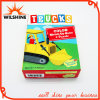 Personnalisé Kids Paper Cardboard Puzzle Game Playing Cards (WPZ016)