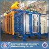 Máquinas de moldagem em forma de Zhongji EPS com CE