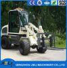 Tracteur de ferme du chargeur frontal ZL08 pour l'Europe marché chargeurs