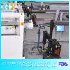marcador do laser da fibra 20W com o laser de Ipg para a tubulação, o plástico, o PVC, o PE e o metalóide