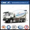 Euro를 가진 4-20cbm Liuqid 6*4 Concrete Mixer Truck 2/3/4/5 Emission