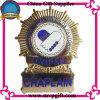 Metallo Police Badge con 3D Logo