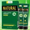 Естественным для выпрямления волос крем