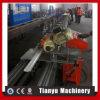Rullo usato delle stecche della saracinesca dell'unità di elaborazione che forma macchina