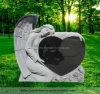 Lápide preta do anjo, monumento