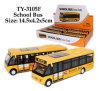 Lustiges Schulbus-Spielzeug