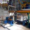 O quadro pré-fabricado da divisória de Cemet da circunstância luz nova que dá forma à máquina/muro de cimento de pouco peso de China apainela a máquina