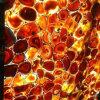 Het hete Rode Ontwerp van de Plakken van de Halfedelsteen van het Agaat Slae