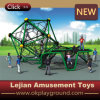 Ville Theme Amusement Park Equipment de Climbing Equipment Fun de 2015 géants à vendre