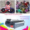 熱い販売指のおもちゃの指先のジャイロスコープの新製品の金属の落着きのなさの紡績工の印字機