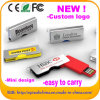 주문 로고 USB 무료 샘플 (ET107)를 위한 저속한 펜 드라이브 USB 지팡이 디스크