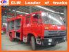 6*4 Vrachtwagen 10 van de Brandbestrijding HOWO de Vrachtwagen van de Vechter van de Brand van de Speculant