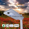 Свет цены по прейскуранту завода-изготовителя 15W интегрированный солнечный СИД Shenzhen для улицы