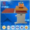 Transferencia por sublimación térmica automática máquina de impresión con dos plataformas