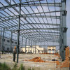 Fabricado de acero de la luz de la estructura de almacén/Taller prefabricados