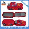 Случай коробки карандаша автомобиля студентов 3D канцелярских принадлежностей школы шаржа