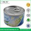Custiom Iron Can Gel Ambientador e sabor marinho Jasmine Lavender Air Freshener