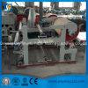 Cartão cinzento da placa que faz a máquina para a máquina de recicl de papel