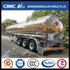 Cimc 알루미늄 연료 또는 기름 또는 액체 또는 가솔린 유조선