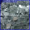 71X71X750mm gezeigter galvanisierter Erdanker für das Dübeln
