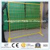 Загородка PVC высокого качества Coated временно для Канады