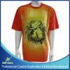 Pleines chemises faites sur commande de tir de chemise de pousse de sports collectifs de sublimation