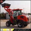 Proveedor profesional de 1.5 ton mini cargadora de ruedas hidráulicas delanteras