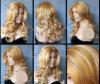 Perruque de cheveux synthétique (AV-SW05)