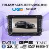 Joueur de la voiture DVD GPS d'UGO Volkswagen Jetta (SD-6025)