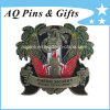 3D Military Challenge Coin mit Soft Enamel