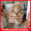Figure célèbre statue de découpage de marbre de buste
