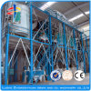 40tpd Estructuras de Construcción Fábrica de Fresado de Harina
