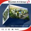 Pantalla de visualización publicitaria a todo color al aire libre de LED de la fábrica P16 de China
