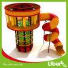 Tour chaude de trempoline d'araignée de ventes de Liben en parc de trempoline avec la glissière de tube
