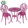 كرسي تثبيت ألومنيوم حديقة خارجيّة [كست يرون] أثاث لازم خارجيّة