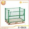Plataforma de la jaula de la capa del polvo para el estante del almacenaje