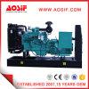 Aosif 50Hz 1500rpm Kraftstoff-ökonomischer grauer grüner Dieselgenerator des Dynamo-6 des Zylinder-160kw 200kVA 1800kg mit Cummins Engine